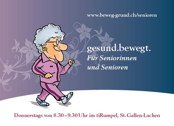 Pilates, Yoga, Senioren, St.Gallen, gesund bewegen, Gymnastik, Prävention